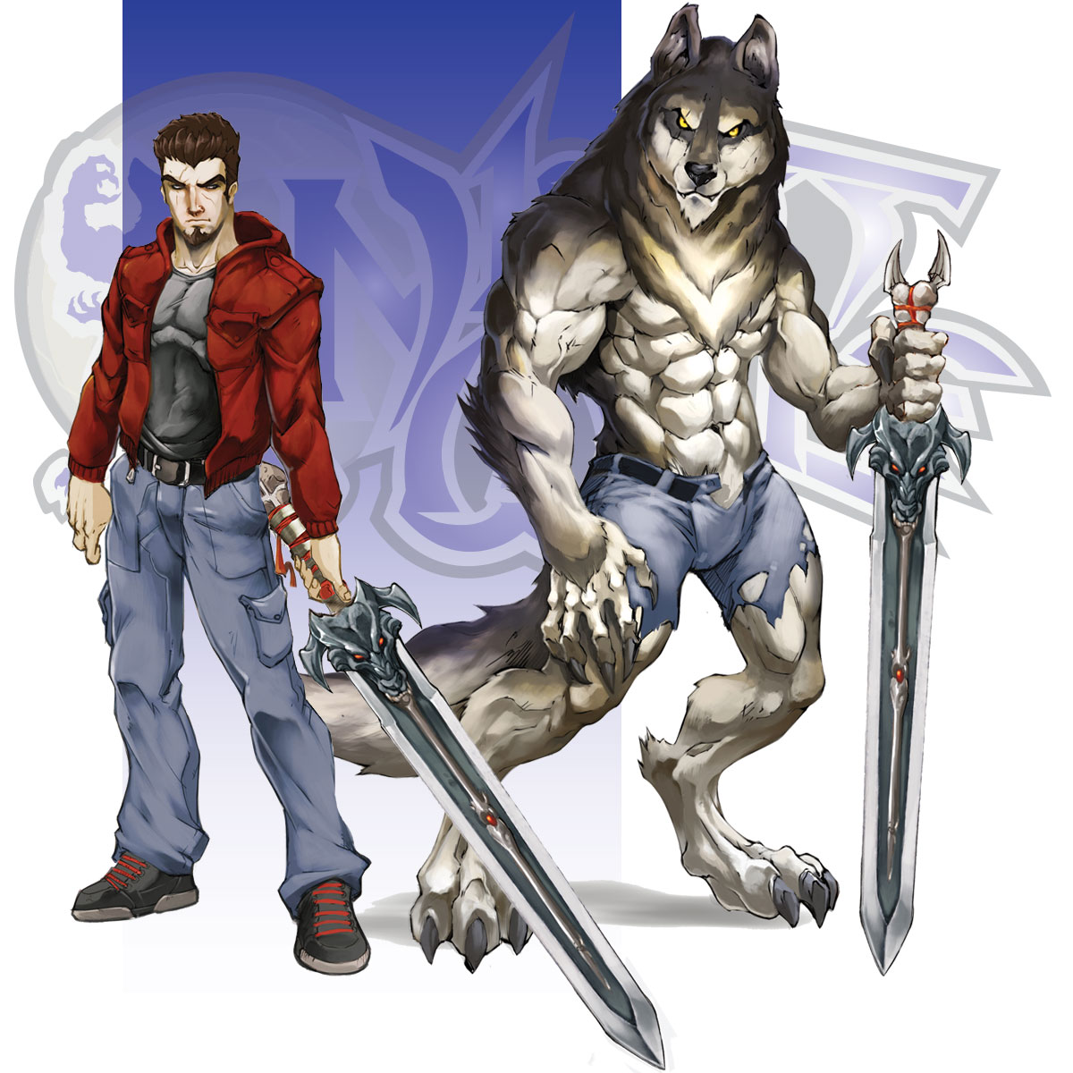 Night Wolf Character Bio - Rodney Marcelli